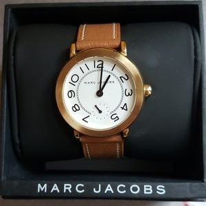 Marc Jacob's Leather Watch